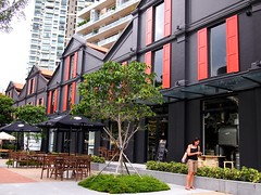 Exterior, Toby's Estate Coffee Singapore, 8 Rodyk Street