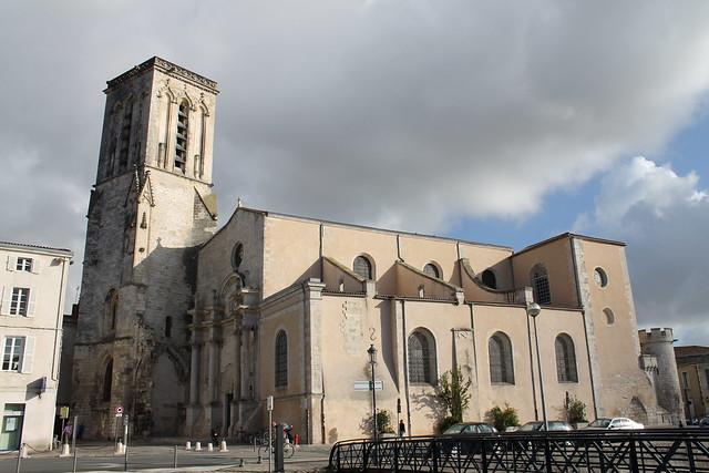 Église Saint Sauveur