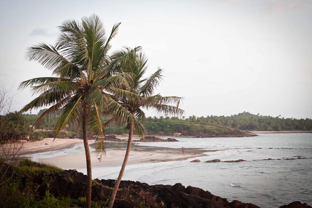 Looking Towards Gorai Beach