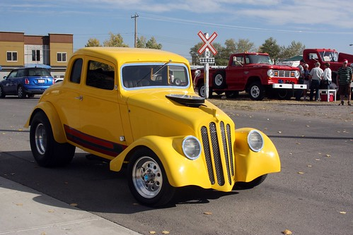 1933 Willys Coupe Pro Street
