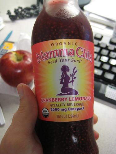 Mamma Chia Cranberry Lemonade
