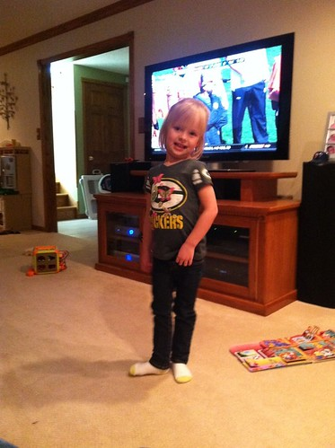 My Packer Fan.