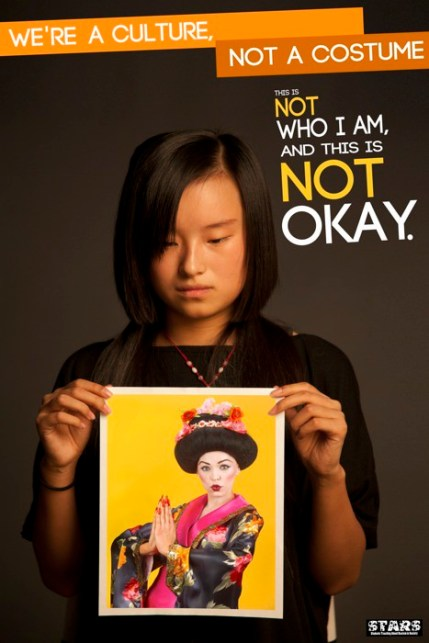 Image result for cultural appropriation costume