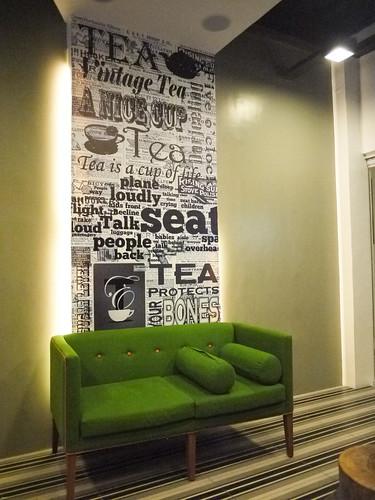 Inside Milk+Tea Station - 2