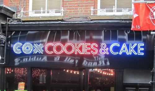 Cox, Cookie & Cake...