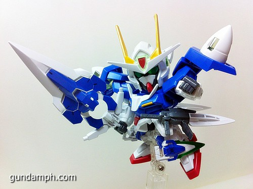 SD 00 Gundam Seven Sword G Review OOB Build GundamPH (34)