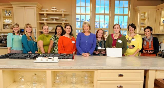 The Martha Stewart Show
