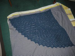 Shawl - Trousseau Blocking