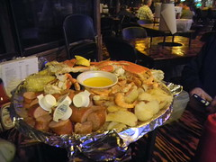 Crab Shack Spread