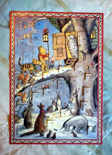 Advent Calendar c 1997