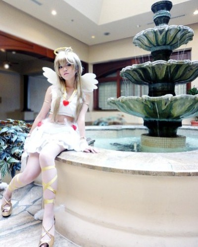 Panty Cosplay