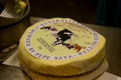 Churn: Great Butter @ Pepe Saya