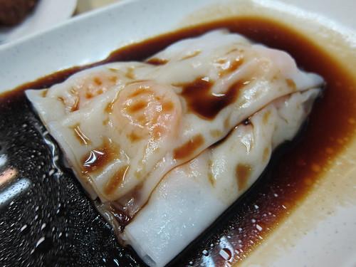 Wai Ying: Shrimp Cheong Fan