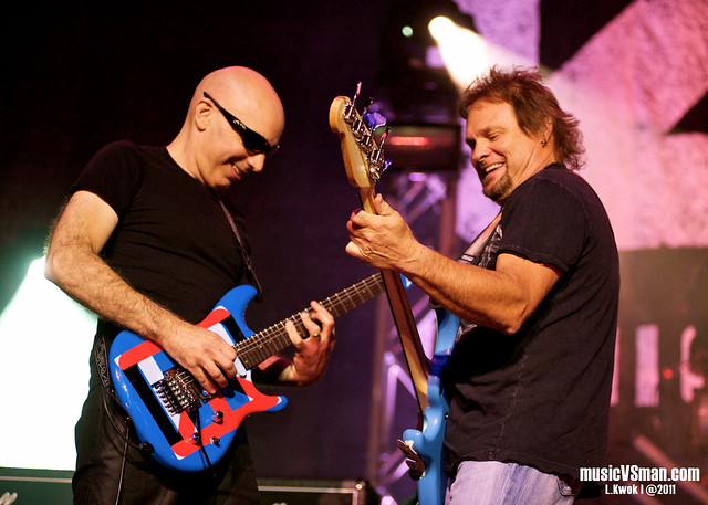 Chickenfoot @ The Pageant