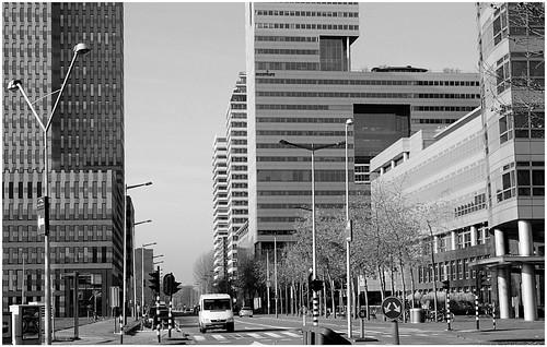 Amsterdam Zuidas Mahlerweg