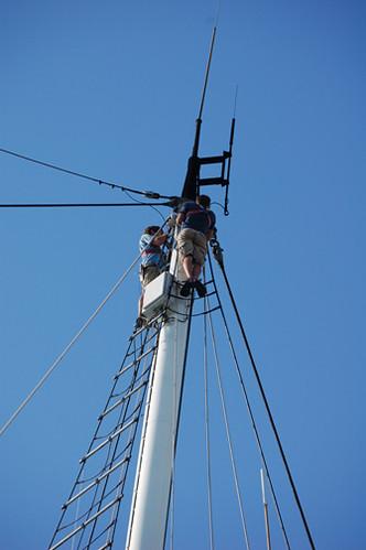 work aloft