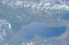 New York, Great Lakes (NASA, International Spa...
