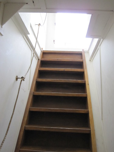 The evil stairs
