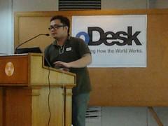 oDesk Freelancer-RJ Nieto