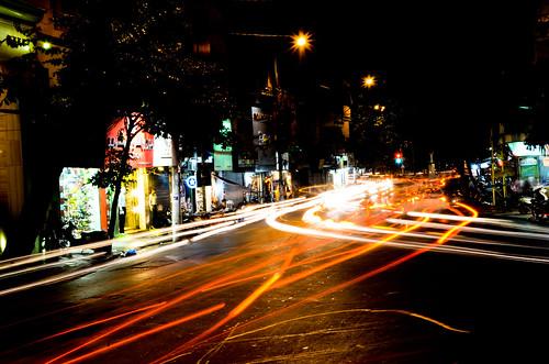 Hanoi cross roads