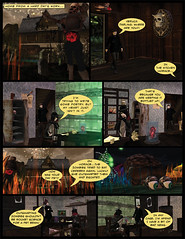 Prim Perfect: Issue 37 - October 2011: Halloween Comic