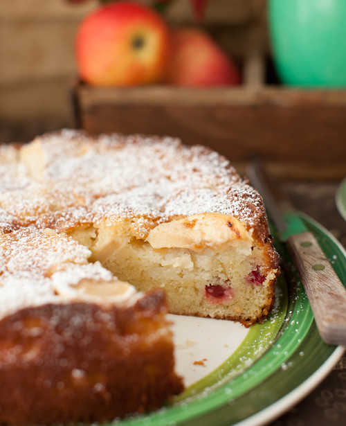 Apple_Torte_Cranberries_4