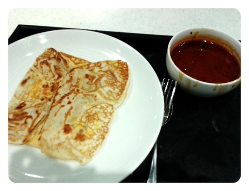 Roti Prata Curry