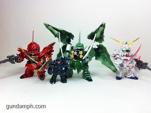 SD Kshatriya Review NZ-666 Unicorn Gundam (56)