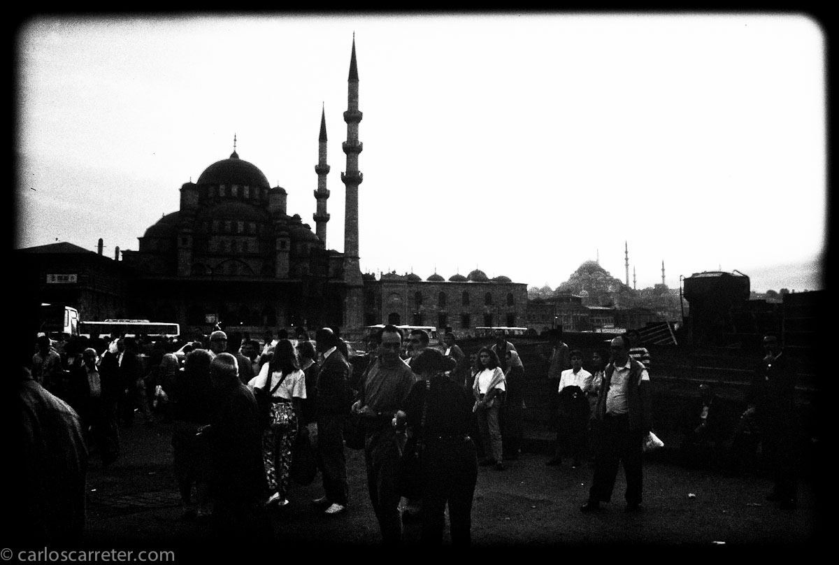 Yeni Cami - La mezquita nueva