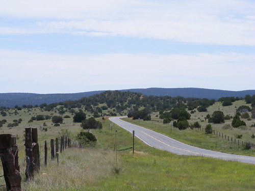 Picture from Lincoln, New Mexico