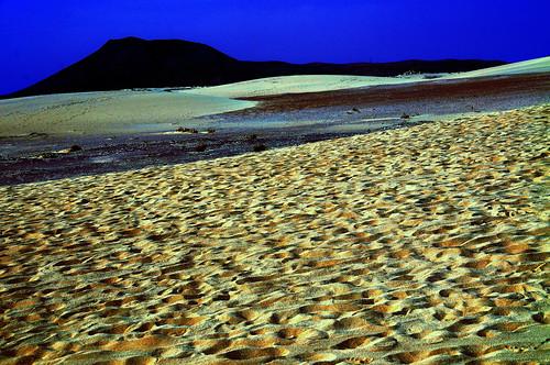 Chapter 7 - Corralejo, the unbereable lightness of the desert (#6): Moonlight