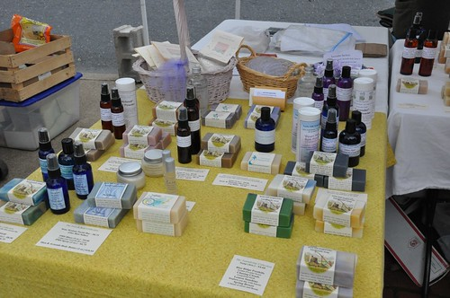 Soaps and other nice smelling objects