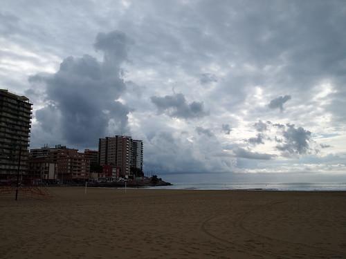Las caprichosas formas de las nubes