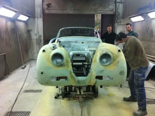 Jaguar XK150 OTS LW