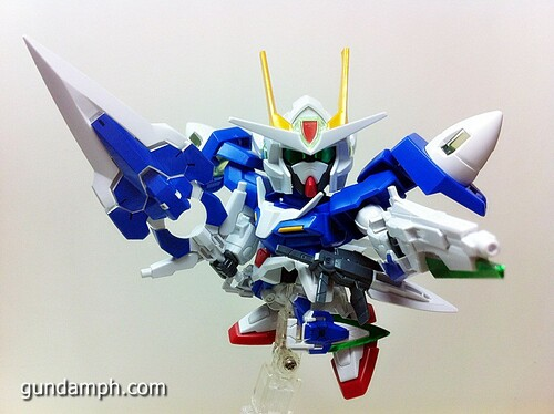SD 00 Gundam Seven Sword G Review OOB Build GundamPH (35)