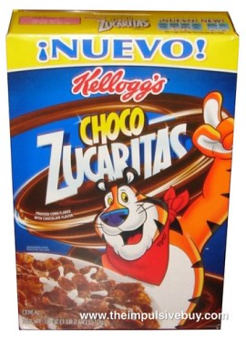Frosted Flakes Chocolate Spanish