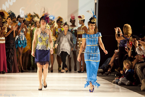 Ottawa Fashion Week 2011 - Jana Hanzel & Emilia Torabi
