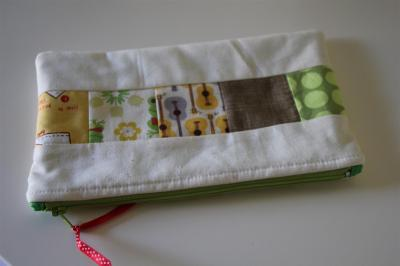 new pouch... the back