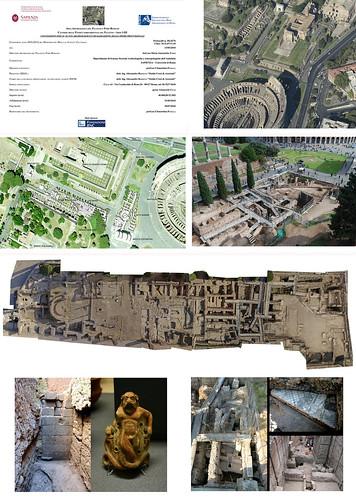 ROMA - ARCHEOLOGIA Straordinari i risultati degli ultimi scavi della Sapienza: Scavi Archeologici Palatino [2008-2011]. FONDAZIONE BNC (23/10/2011).  by Martin G. Conde