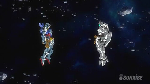 Mobile Suit AGE  Episode 4  White Wolf  Youtube  Gundam PH (8)