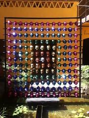 Tzompantli:  Bandera de Cabezas @ Oaxaca 10.2011