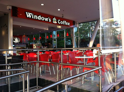 window's coffee, bankstown