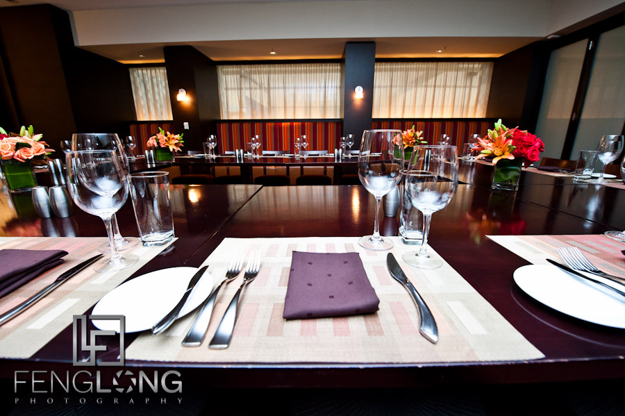 Hotel Restaurant Commercial Photography Shoot | Atlanta Event Photographer