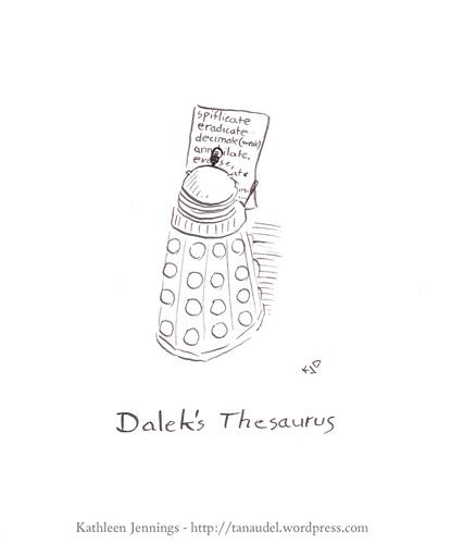 Dalek's Thesaurus