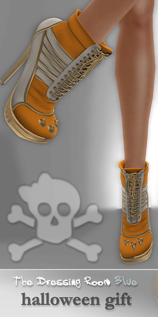 TDRblue Halloween Gift - shoes