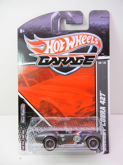 hot wheels garage shelby cobra 427 (1)