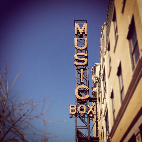 Music Box in Wrigleyville