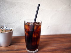 Cold brew Guatamela, Toby's Estate Coffee Singapore, 8 Rodyk Street