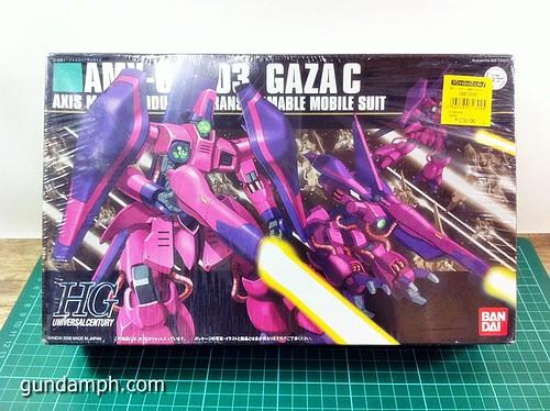 HG 144 Gaza-C Gundam Sentinel (1)