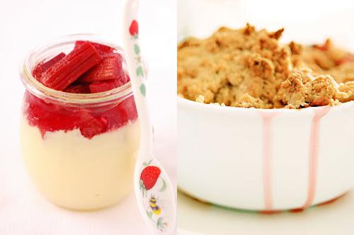 13 Ways with Rhubarb!